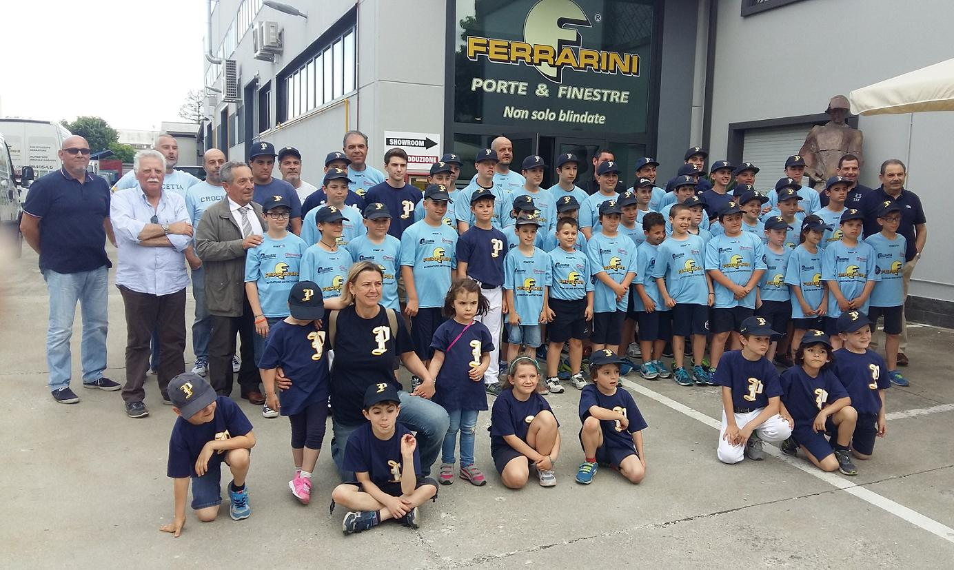 Delegazione da Ferrarini