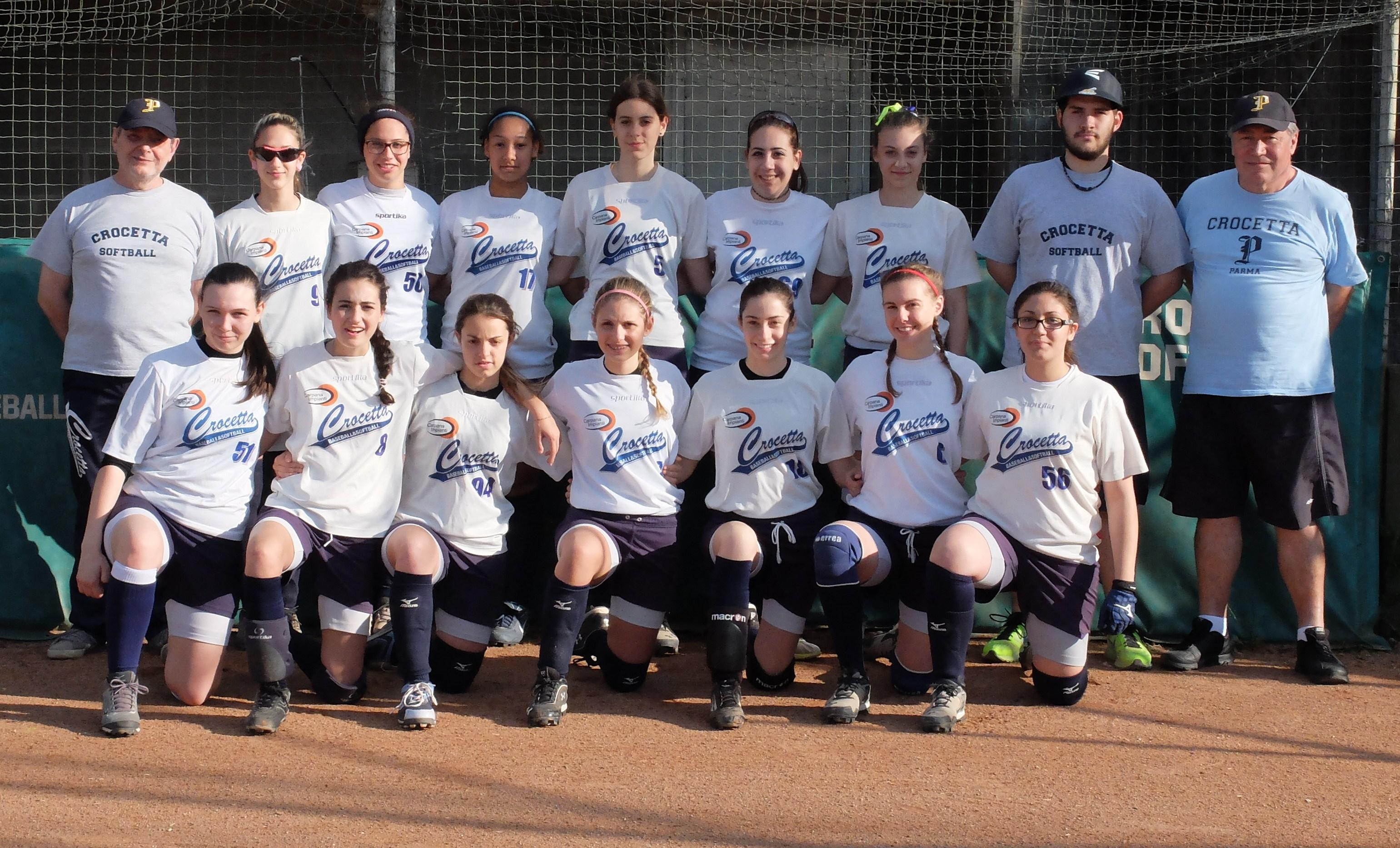 U21 softball 2015